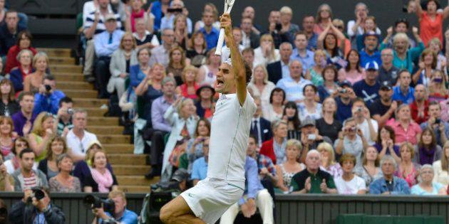 Roger Federer remporte son 7e