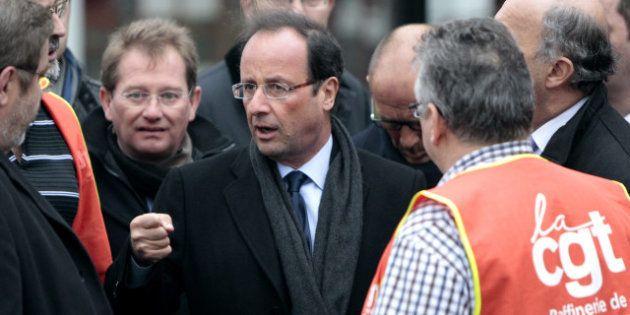 Sommet social: la méthode Hollande à l'épreuve du monde
