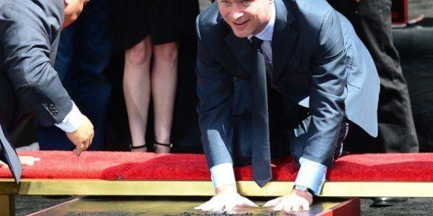 VIDEO- Christopher Nolan est le plus jeune réalisateur à laisser ses empreintes dans le