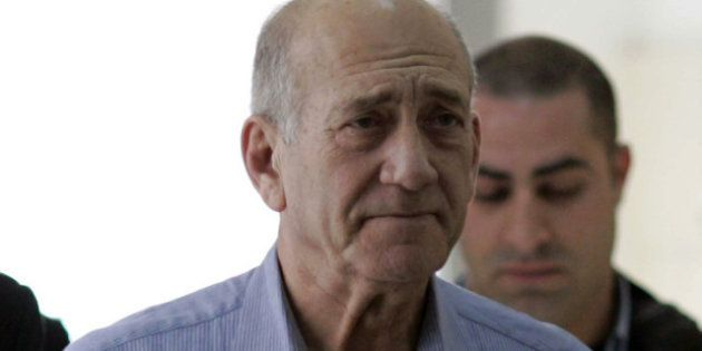 Ehud Olmert jugé coupable de
