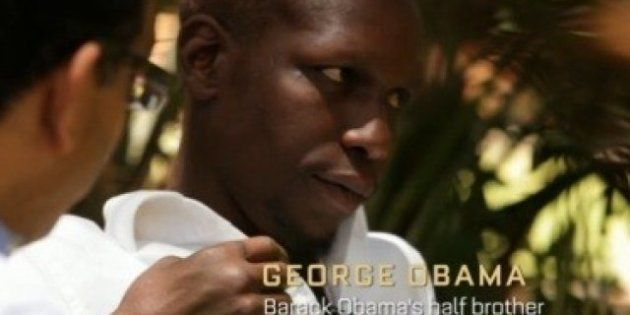Barack Obama: George, son demi-frère kényan apparaît dans un film anti-Obama -