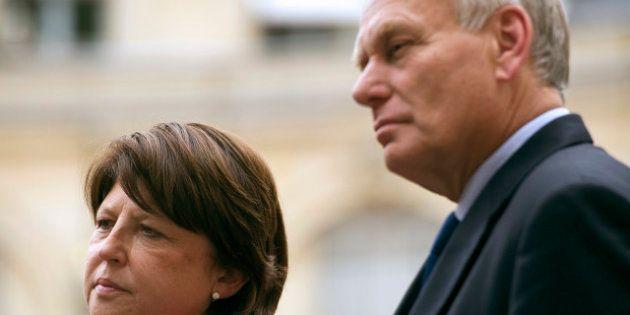 Congrès PS: Ayrault et Aubry signeront une contribution ensemble et appellent à l'union