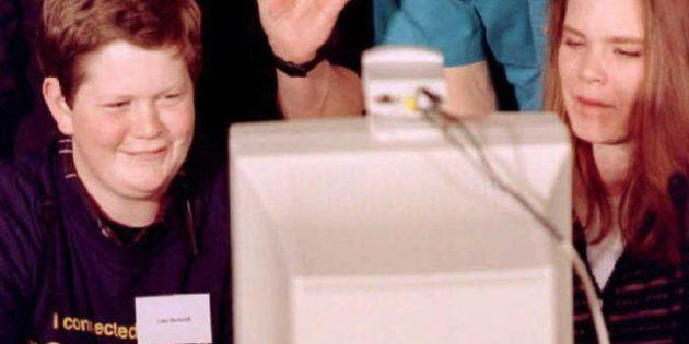 Internet: La première photo mise sur le Web -