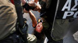 EN DIRECT. Angela Merkel en visite à Athènes, manifestations
