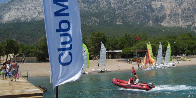 Club Med : OPA franco-chinoise à