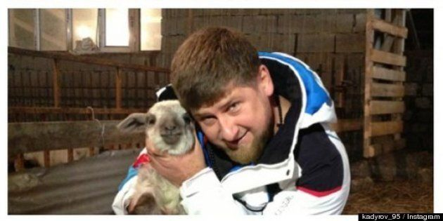 PHOTOS. Ramzan Kadyrov, le président tchétchène, omniprésent sur