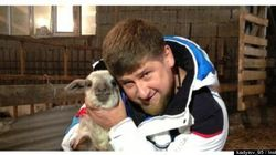 Le président tchétchène, l'improbable star d'Instagram (aux photos