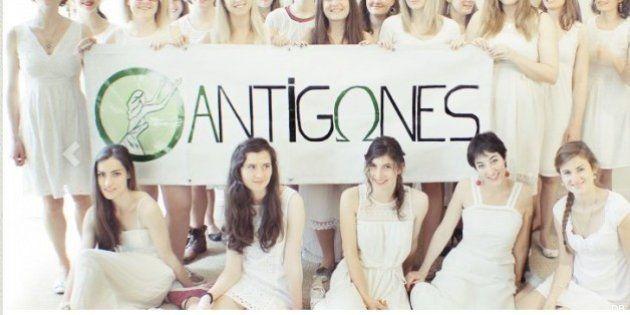 Antigones: ces anti-Femen contre le mariage gay et la théorie du