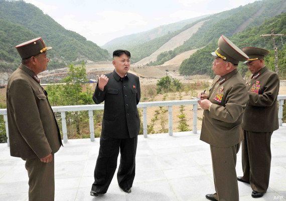 PHOTOS. La Corée du Nord construit un domaine skiable