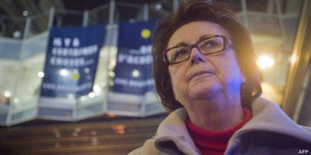 Dérapages: Christine Boutin franchit un cap dans sa croisade contre le mariage