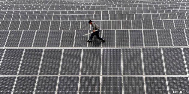 Panneaux solaires chinois : Berlin reçoit le soutien de 17 pays de