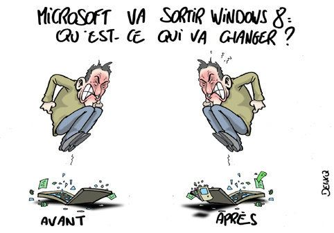 Windows 8 : ça change quoi