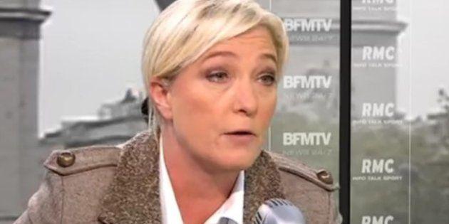 Marine Le Pen aurait refusé de devenir ministre de l'Intérieur de Nicolas