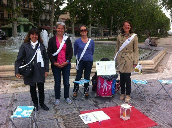 Mariage de Vincent Autin et Bruno Boileau: La veille du premier mariage gay, Montpellier n'est pas à...