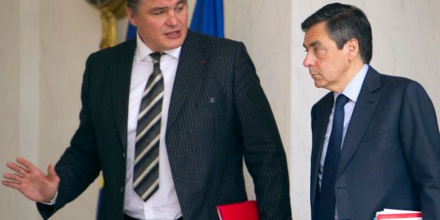 David Douillet soutient Fillon, à cause des