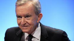 Bernard Arnault reste le plus riche des