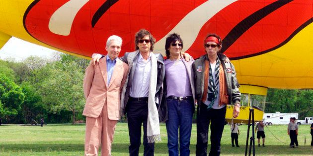 Les Rolling Stones : 50 ans de rock and roll et de légende en images -