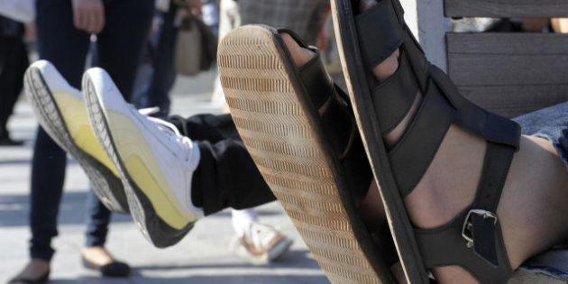 Tansport : dans les grandes villes, les Français utilisent plus leurs pieds, et moins leurs