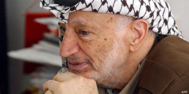 Le neveu de Yasser Arafat accuse Israël de l'avoir empoisonné au