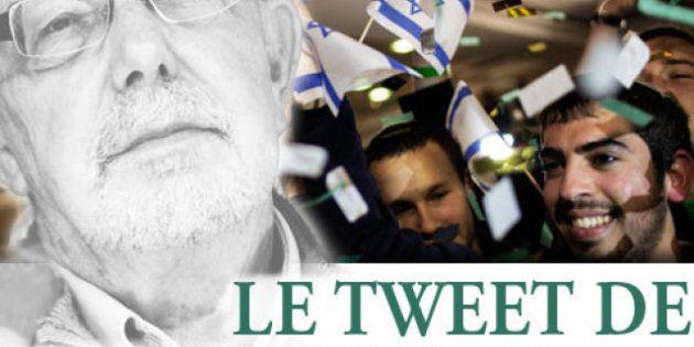 Le tweet de Jean-François Kahn - Messieurs dames du Crif, parlez
