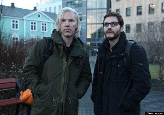 PHOTO. Julian Assange : première image du biopic sur le fondateur de