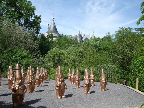 A Chaumont-sur-Loire, les jardiniers sont des