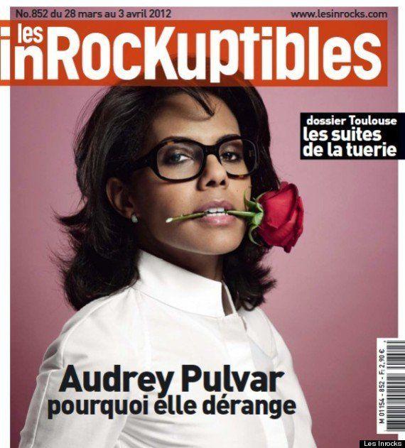 Audrey Pulvar nommée à la tête de la rédaction des