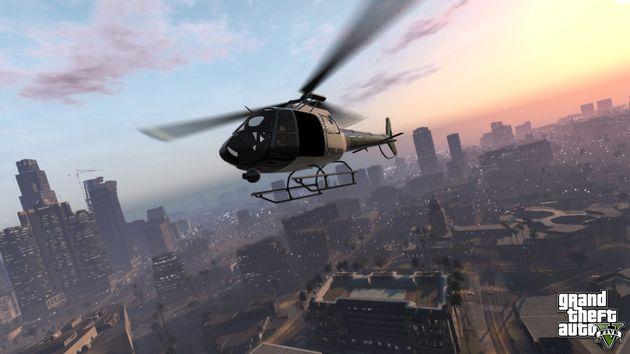 GTA 5: Rockstar dévoile deux nouvelles images et promet du