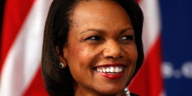 Condoleezza Rice, colistière de Mitt Romney pour la