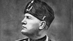 Une école Benito Mussolini en Italie