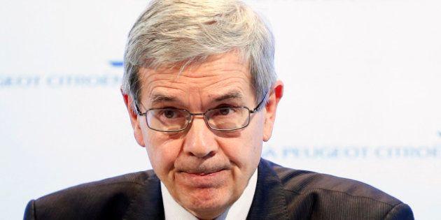 PSA: le gouvernement tente de rassurer et convoque Philippe Varin