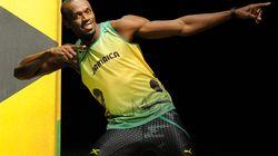 Que fait Usain Bolt quand il ne court pas