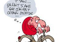 Le Vélib' a cinq