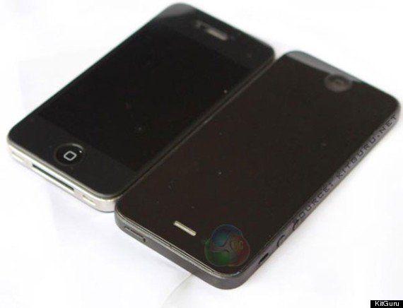 PHOTOS. L'iPhone 5 pourrait être annoncé dès le 7 août, deux mois plus tôt que