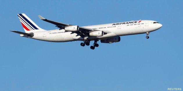 Air France : le wifi à bord, combien ça va coûter