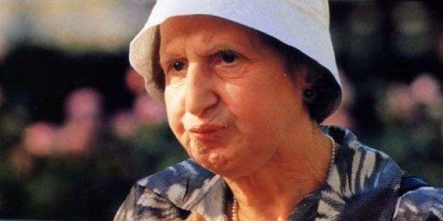 L'actrice Tsilla Chelton, 94 ans, est