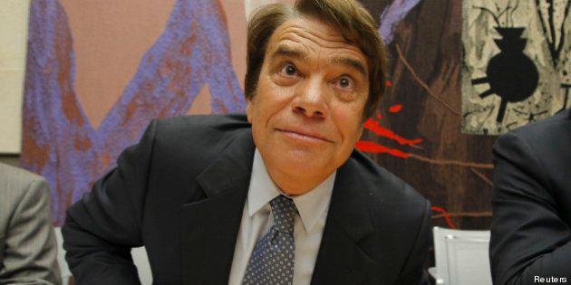 Arbitrage Tapie: le juge arbitre Pierre Estoup mis en examen pour escroquerie en bande