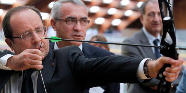 Primes sportives: Hollande fait un geste fiscal pour les futurs médaillés