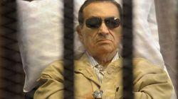 Moubarak retourne en