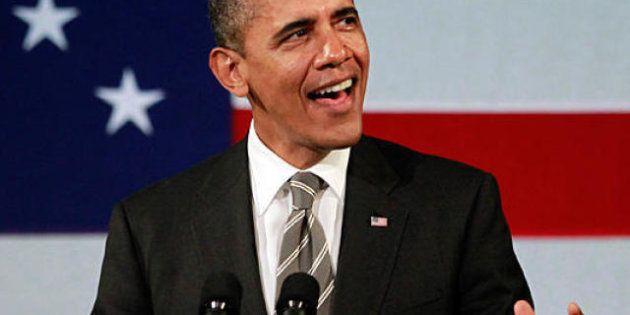 VIDÉO. Obama chanteur ridiculisé par un clip de campagne de