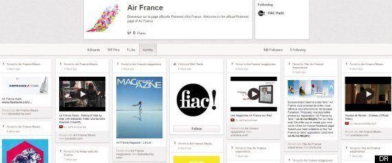Flash mob, site web et Instagram : Air France communique pour faire oublier la