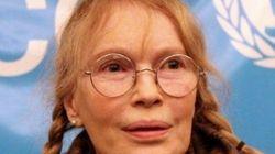 L'actrice Mia Farrow annonce sa retraite sur