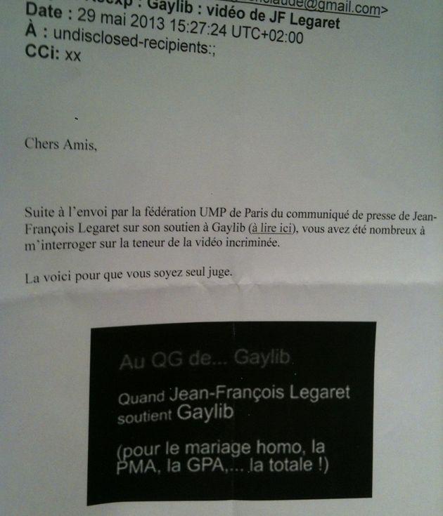 Primaire UMP: Legaret porte plainte pour