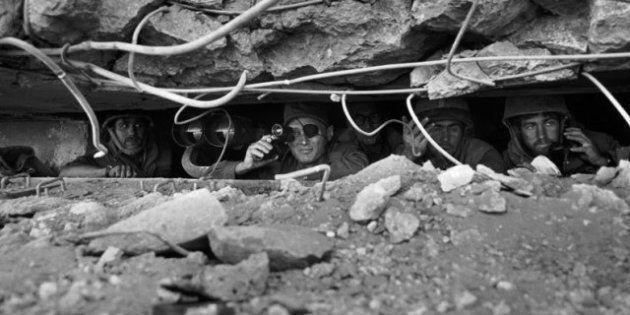 Le bunker de Moshe