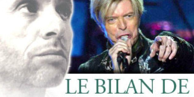 Le coup de coeur de Guy Birenbaum - David Bowie, le retour