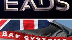 La fusion EADS/BAE