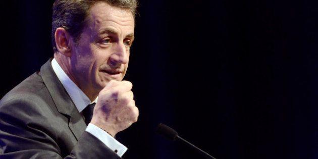 La conférence très privée donnée par Nicolas Sarkozy à