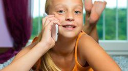 75% des adolescents dorment avec leur téléphone portable
