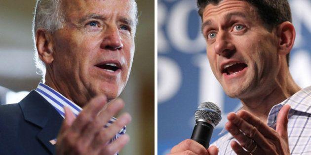 Joe Biden vs Paul Ryan : tout ce qu'il y à savoir avant le