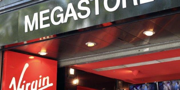 Virgin Megastore a déposé le bilan mercredi 9